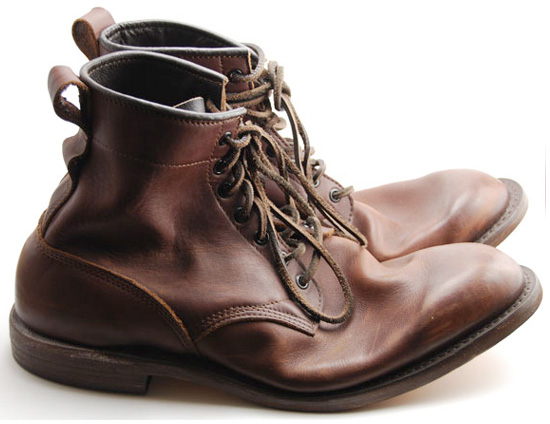 Wings + Horns Dayton Service Boot 01 Wings + Horns Dayton Service Boot
