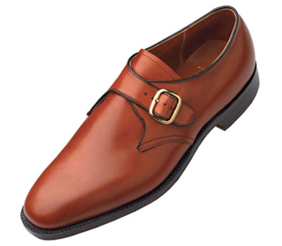 Alden Monk Strap Oxford Alden Monk Strap Oxford