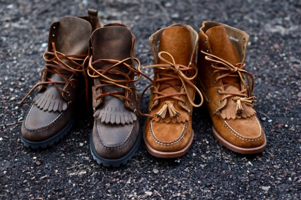 Sebago Nexus Project Ronnie Fieg CultureShoq Sebago Nexus Project: Ronnie Fieg & CultureShoq