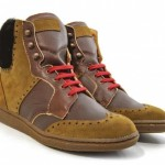 TOCO. High Top Wingtip Sneakers 2 150x150 TO&CO. High Top Wingtip Sneakers