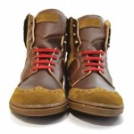 TOCO. High Top Wingtip Sneakers 3 150x150 TO&CO. High Top Wingtip Sneakers