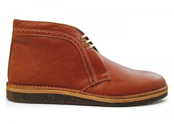 TO&CO. Tan Desert Boot 1