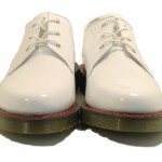 Classic White Patent Leather Shoe by Dr. Martens 3 150x150 Classic White Patent Leather Shoe by Dr. Martens