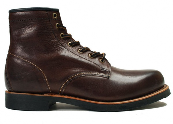Frye Arkansas Dark Brown Boot 1 Frye Arkansas Dark Brown Boot