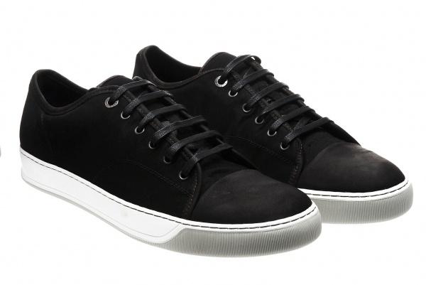 Lanvin Glazed Cotton Sneaker 1 Lanvin Glazed Cotton Sneaker