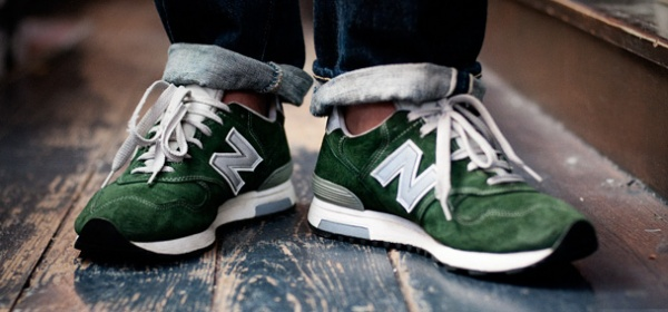 New Balance for J. Crew Holiday 2010 Collection