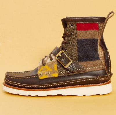 Yuketen Brown Maine Guide Boots 1