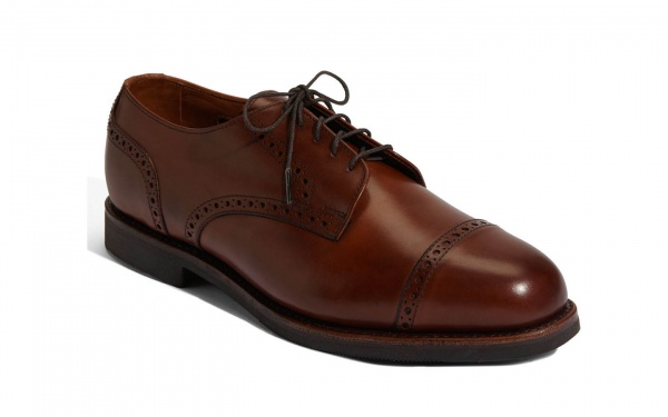 Allen Edmonds Benton Cap Toe Oxford 1 Allen Edmonds Benton Cap Toe Oxford