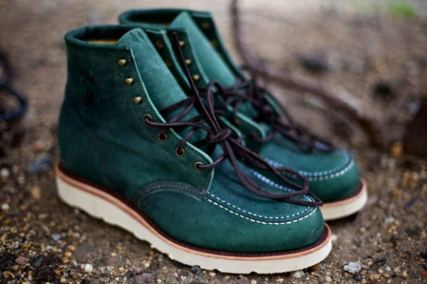 Chippewa Crazy Horse Collection by Ronnie Fieg 1 Chippewa Crazy Horse Collection by Ronnie Fieg