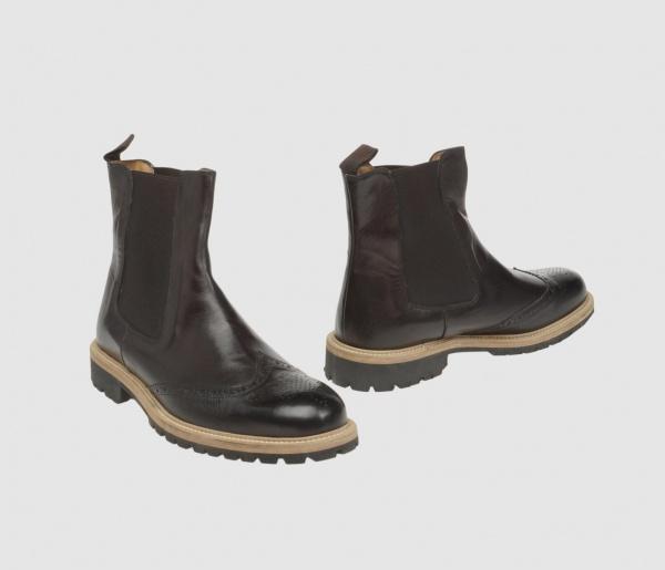 John Bakery Brogued Chelsea Boots John Bakery Brogued Chelsea Boots