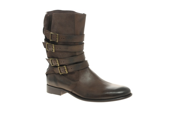 KG By Kurt Geiger Hook Strapped Pull-On Boots 1
