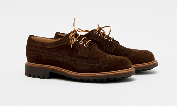 Mark McNairy Commando Longwing Brogue 1