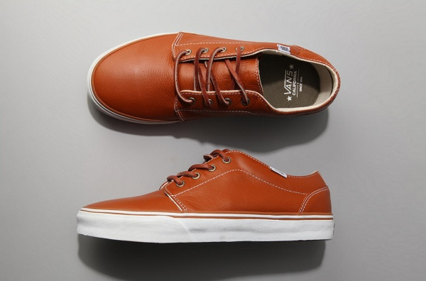 Vans Leather 106 Sneaker 1 Vans Leather 106 Sneaker