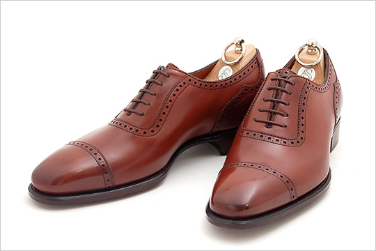 Alfred Sargent 'Moore' Handgrade Oxford Shoes01