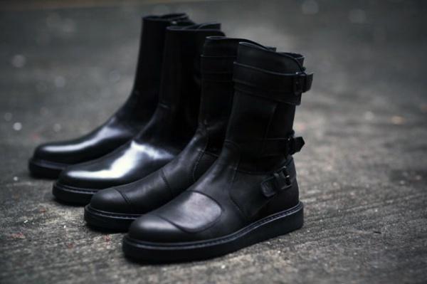 Ann Demeulemeester Vitello Boots 1 Ann Demeulemeester Vitello Boots