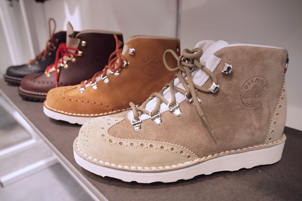 Diemme Fall Winter 2011 Brogued Hiking Boot Diemme Fall / Winter 2011 Brogued Hiking Boot