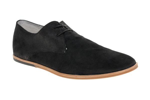 Frank Wright Gift Suede Derby Shoes 01 Frank Wright Gift Suede Derby Shoes