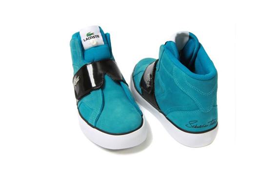 Lacoste x Sebastien Tellier Esteban Sneakers Lacoste x Sebastien Tellier Esteban Sneakers