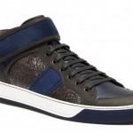 Lanvin Metallic Mid Top Sneaker03 150x150 Lanvin Metallic Mid Top Sneaker