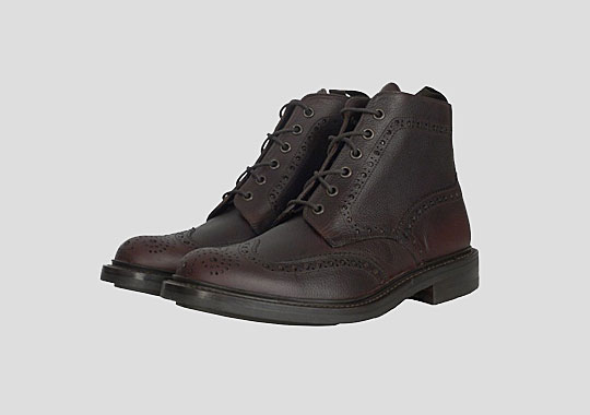 Loake Bedale Brogue Boot01