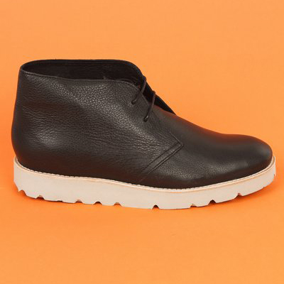 Opening Ceremony M6 Outdoor Classic Boot in Deerskin Black 1 Opening Ceremony M6 Outdoor Classic Boot in Deerskin Black