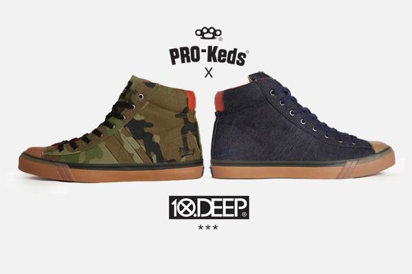 Pro Keds 10.Deep Holiday 2010 Veteran Pack Pro Keds & 10.Deep Holiday 2010 Veteran Pack