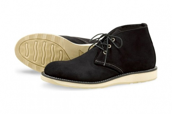 Red Wing Shoes Fall 2011 Fall Black Abilene Chukka Red Wing Shoes Fall 2011 Black Abilene Chukka