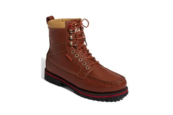 Timberland 'Newmarket' Moc Toe Boot 1