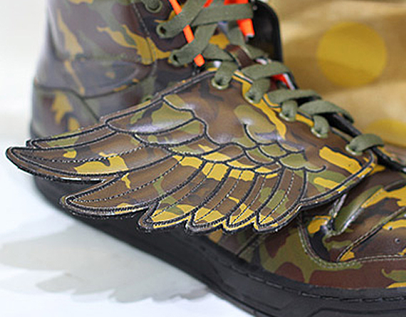 adidas Originals by Originals Fall Winter 2011 Jeremy Scott JS Wings Camo 1 adidas Originals by Originals Fall / Winter 2011 Jeremy Scott JS Wings Camo