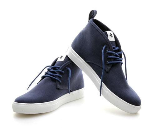 Vans Chukka Mid Top Shoes