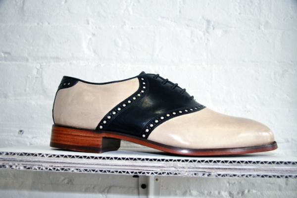 IMG 3899 Florsheim for Duckie Brown Saddle Shoe