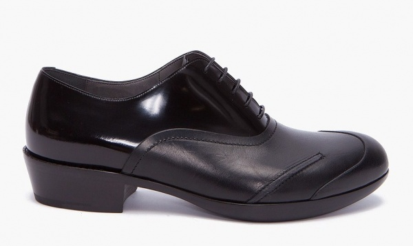 Lanvin Richelieu Shoes 01 Lanvin Richelieu Dress Shoes