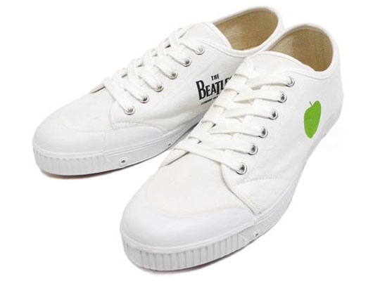 The Beatles x Comme des Garcons x Spring Court Sneakers The Beatles x Comme des Garcons x Spring Court Sneakers