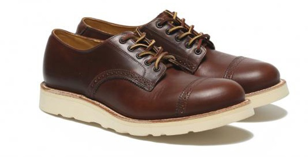 Yuketen Spring   Summer 2011 Johnson Oxfords01 Yuketen Spring / Summer 2011 Johnson Oxford