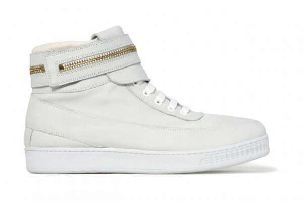 givenchy zipper high top sneaker Givenchy Zipper High Top Sneaker