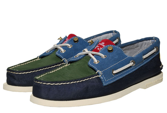 Band of Outsiders x Sperry Top Sider Authentic Original Boat Shoe01 Band of Outsiders x Sperry Top Sider Authentic Original Boat Shoe