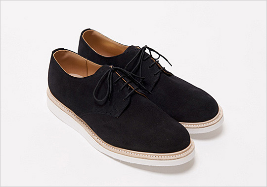 F Troupe 100 15 Suede Shoes F Troupe 100 15 Suede Shoes