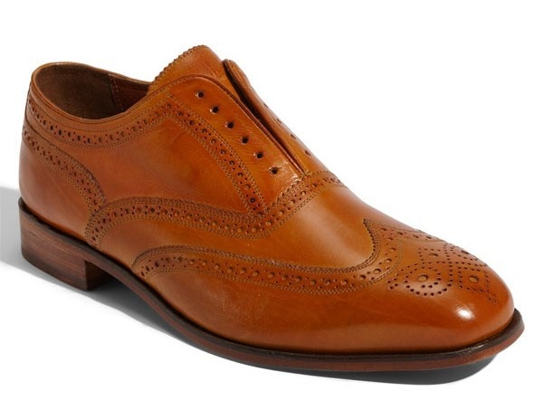 Florsheim by Duckie Brown Laceless Wingtip Oxford011 Florsheim by Duckie Brown Laceless Wingtip Oxford