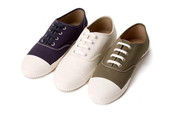 Fred Perry Wardour Canvas Sheos Fred Perry Wardour Canvas Shoes