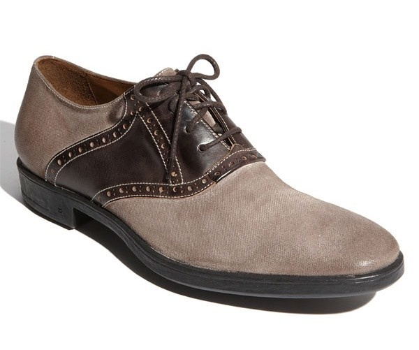 John Varvatos Ago Saddle Shoe01 John Varvatos Ago Saddle Shoe