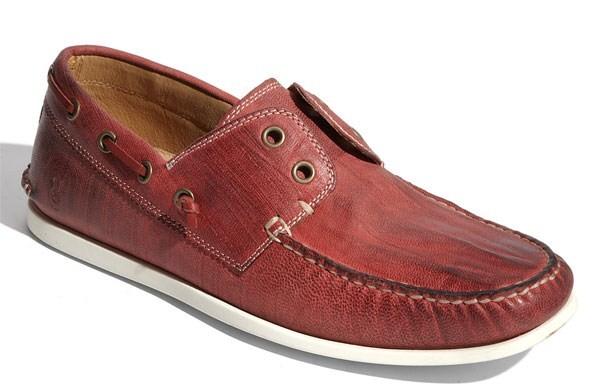 John Varvatos Schooner Boat Shoe John Varvatos Schooner Boat Shoe