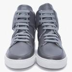Kris Van Assche Grey High Top Sneakers02 150x150 Kris Van Assche Grey High Top Sneakers