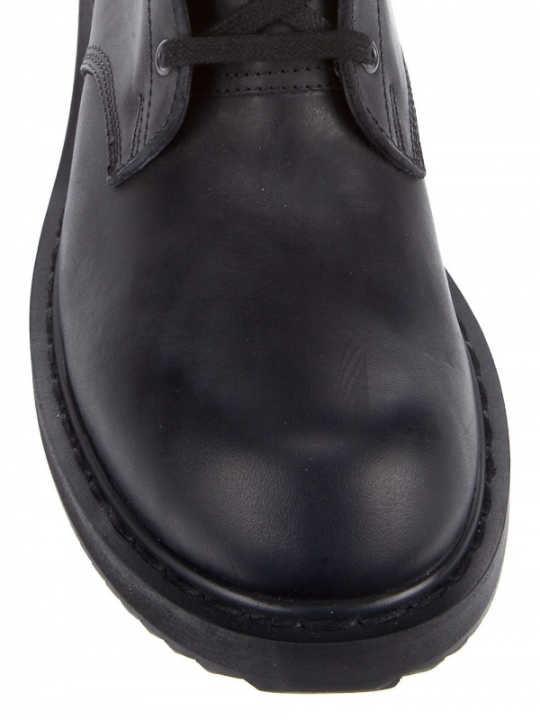 combat boots for men. Rick Owens Combat Boots 03