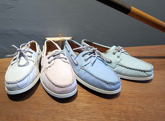 Sperry Top Sider Canvas Boat Shoe Pastel Pack01 Sperry Top Sider Canvas Boat Shoe Pastel Pack