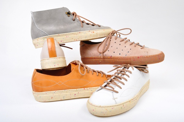 Buttero Spring   Summer 2011 Natural Sneakers 01 Buttero Spring / Summer 2011 Natural Sneakers