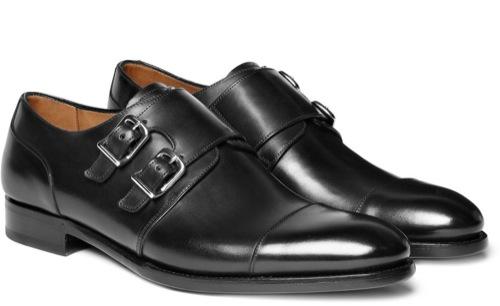 Ralph Lauren Purple Label Monk Strap Shoes01 Ralph Lauren Purple Label Double Monk Strap Shoes