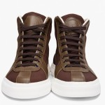 Viktor Rolf Brown Canvas Leather High Tops02 150x150 Viktor & Rolf Brown Canvas & Leather High Tops