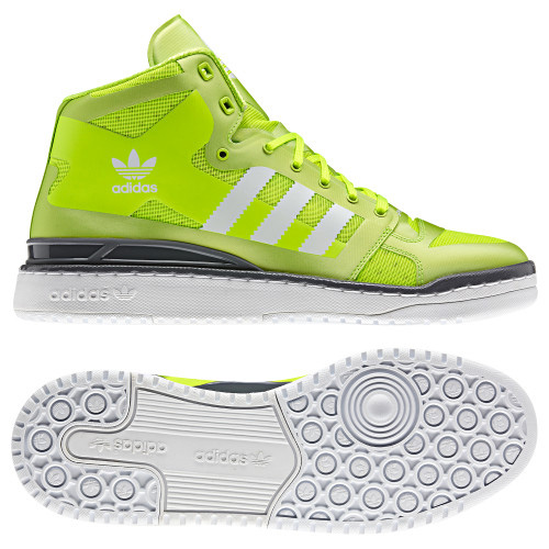 Adidas Forum Mid Crazy Light5 Adidas Forum Mid Crazy Light