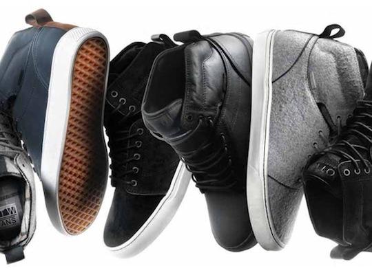 Alomar Sneaker by Vans OTW Fall 2011