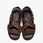 Lanvin Ribbon Cross Strap Sandals 5 150x150 Lanvin Ribbon Cross Strap Sandals